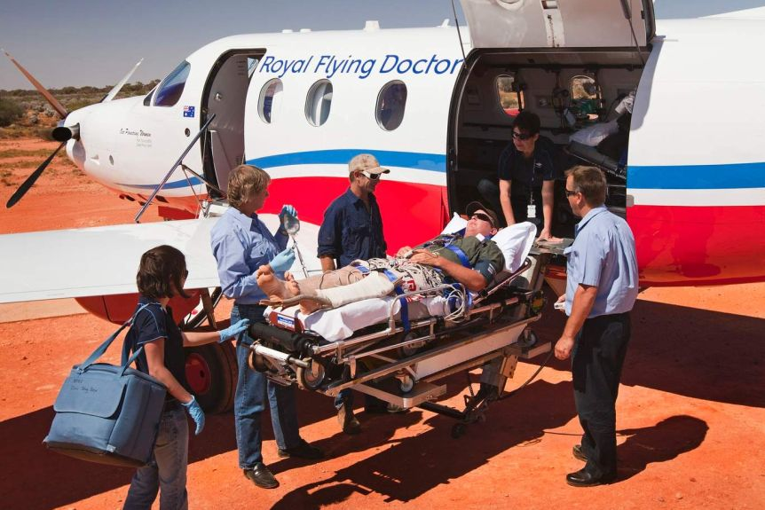 SkyNet Aviation and the Royal Flying Doctors Service